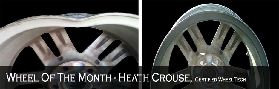 Wheel of the Month, Heath Crouse, Certified Wheel Tech
