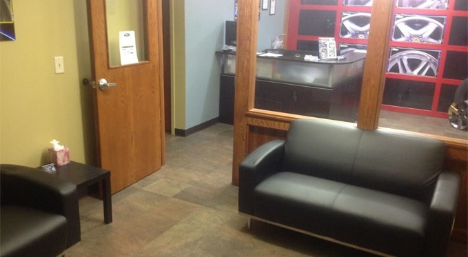 Our Xtremely Customer Friendly Lounge