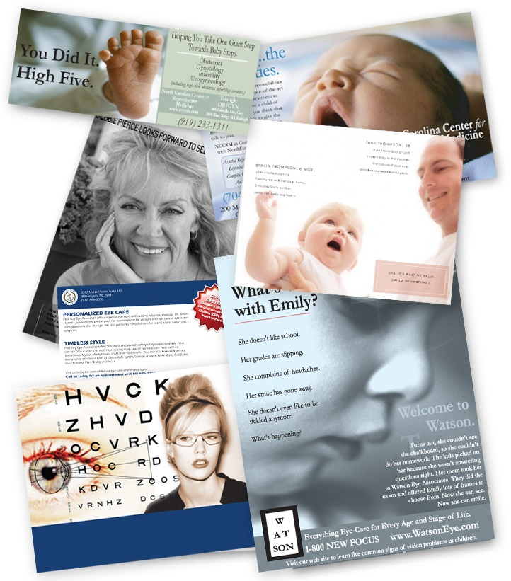 Medical Creative Samples