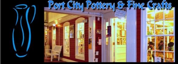 Port City Pottery & Fine Crafts