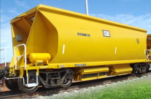 FMG Ballast Car for Australia