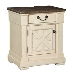 Bolanburg Nightstand Two Tone