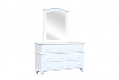 Abacoa Mirror White