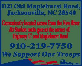 Air Station Storage, Jacksonville, NC