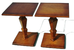 Matched replacement table