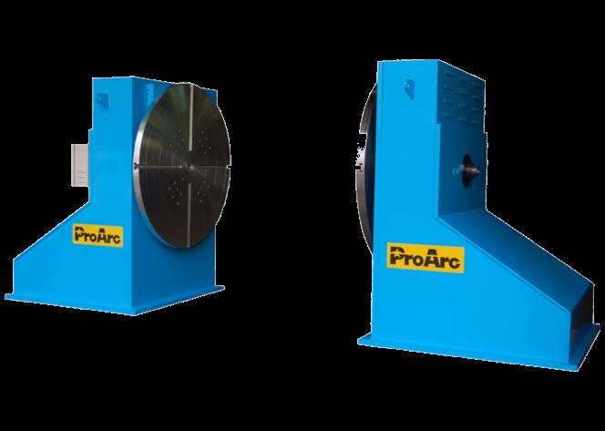 ProArc USA Headstock-Tailstock Positioners