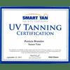 Patricia Brandao, UV Tanning Certified