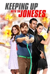 Watch the trailer for Keeping Up with the Joneses - Now Playing on Demand
