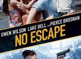 Watch the trailer for No Escape - Now Playing on Demand