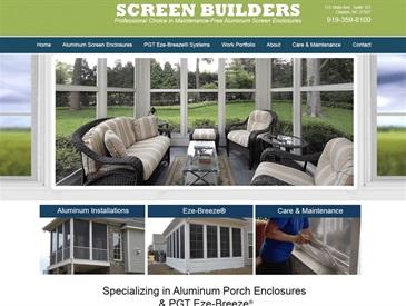 Screen Builders Online