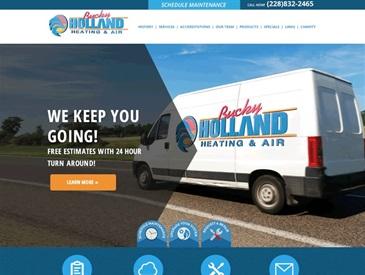 BuckyHolland.com