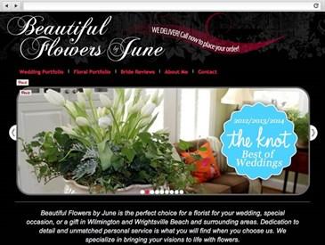 Beautiful Flowers by June