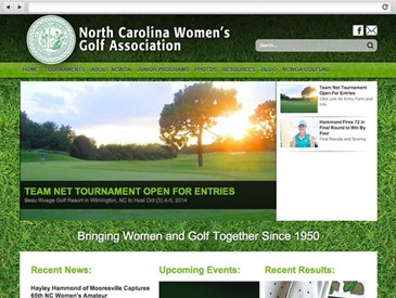 NC Womens Golf Association