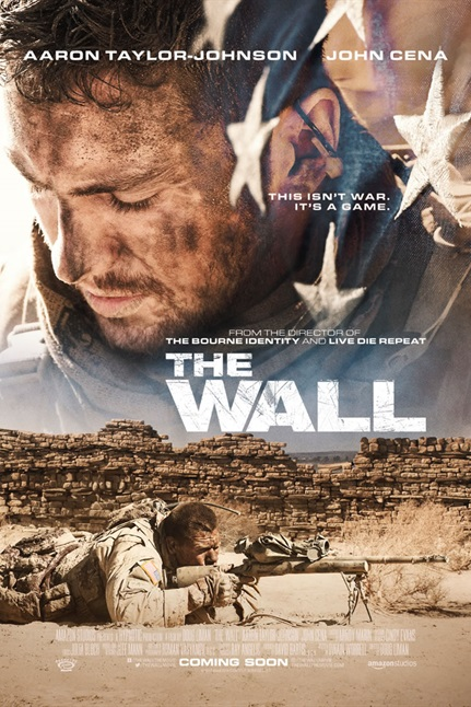 Watch the trailer for The Wall - Now Playing on Demand