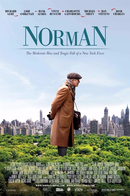 Watch the trailer for Norman: The Moderate Rise and Tragic Fall of a New York Fixer - Now Playing on Demand