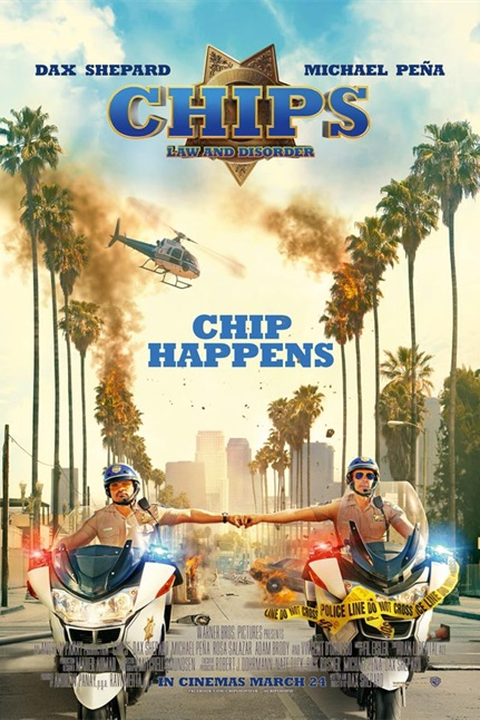 Watch the trailer for CHIPs - Now Playing on Demand