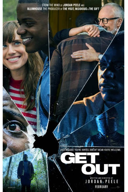Watch the trailer for Get Out - Now Playing on Demand