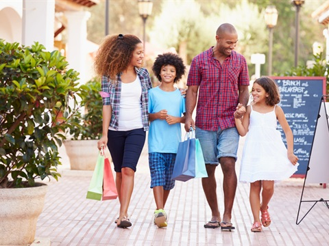 South Carolina's Tax-Free Shopping Weekend