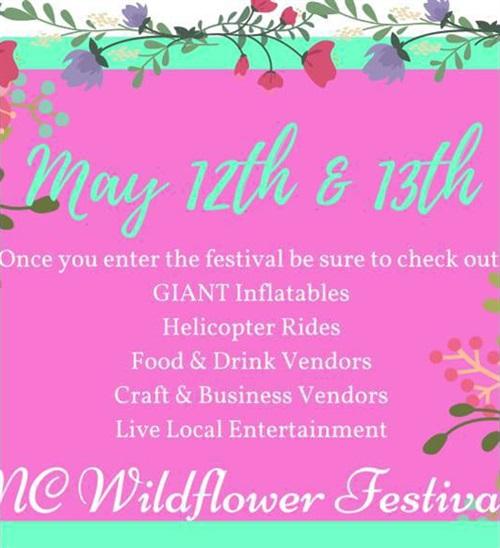 NC Wildflower Festival