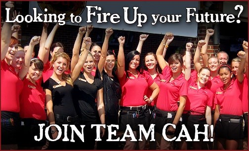 Fire Up Your Future - Join Our Team!