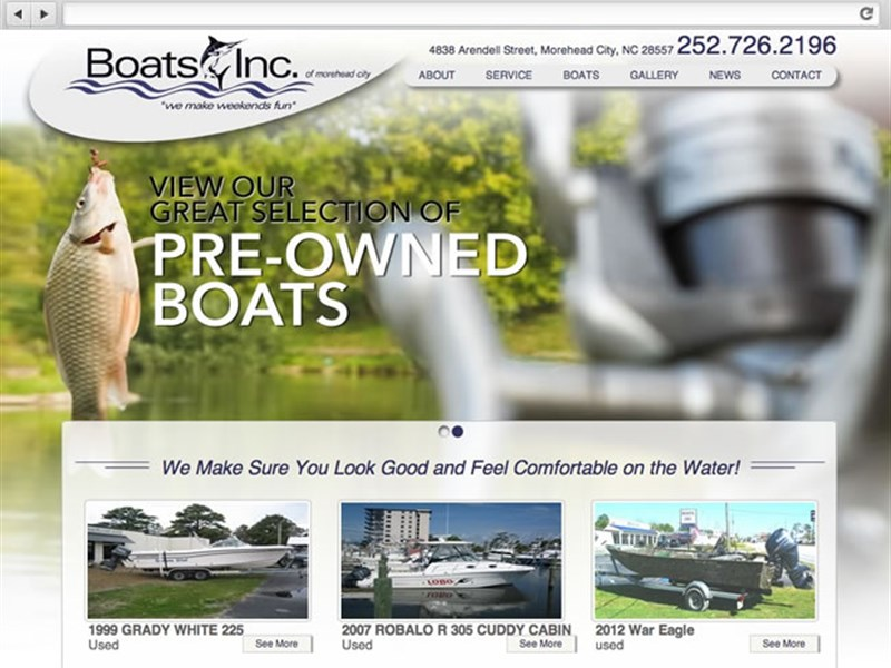 Boats Inc of Morehead City