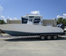 2018 Cape Horn 31T Navy Bottom ##UNKNOWN_VALUE## Boat