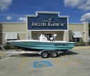 2017 Epic Bay Boat 22 Teal New Boat