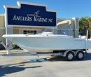 2017 Key West 211 DC Ice Blue All Boat