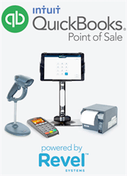 QuickBooks POS powered by Revel Systems