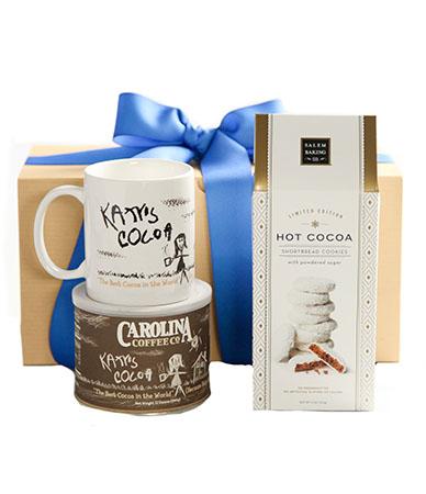 Carolina Coffee Hooked On Cocoa