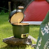 Big Green Egg - Mini