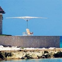 TUUCI Ocean Master Zero-Horizon umbrella