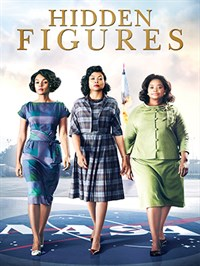 Hidden Figures - Now Playing on Demand