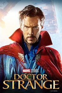 Doctor Strange - Now Playing on Demand