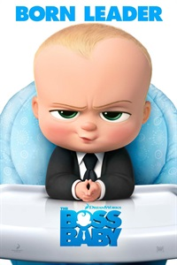 The Boss Baby - Now Playing on Demand