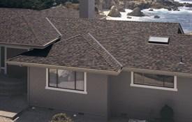 Landmark™ TL Impact Resistant Shingles - Color: Shenandoah