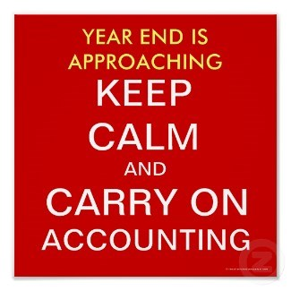 Year End Accounting
