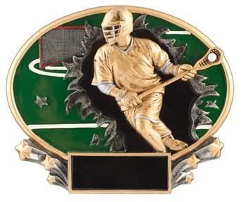 MX Male Lacrosse Trophy