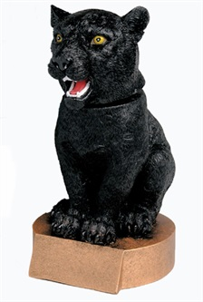 Black Panther Bobblehead Mascot ***As low as $9.50***