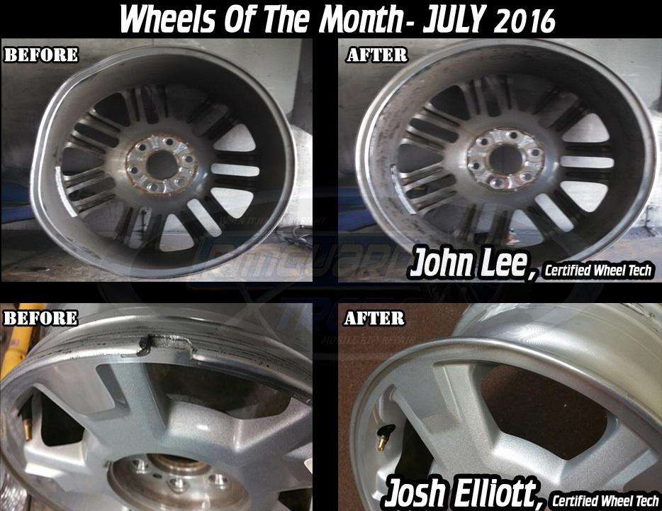 Wheels of the Month July 2016, John Lee, Certified Wheel Tech, Josh Elliott, Certified Wheel Tech