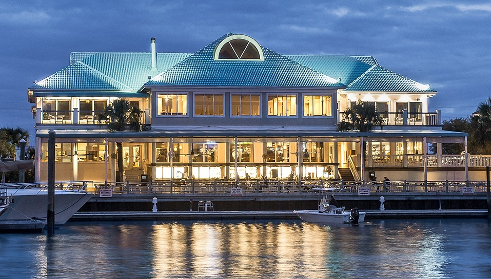 Bluewater waterfront grill bluewater grill - Blue water bar and grill ...