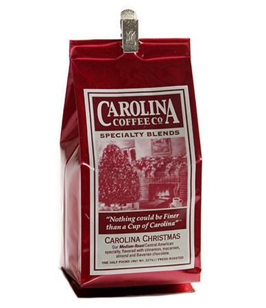 Carolina Christmas Blend - Flavored Coffee
