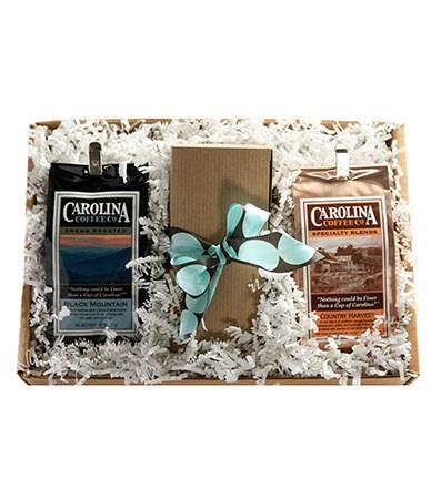 Coffee and Biscotti Gift Box