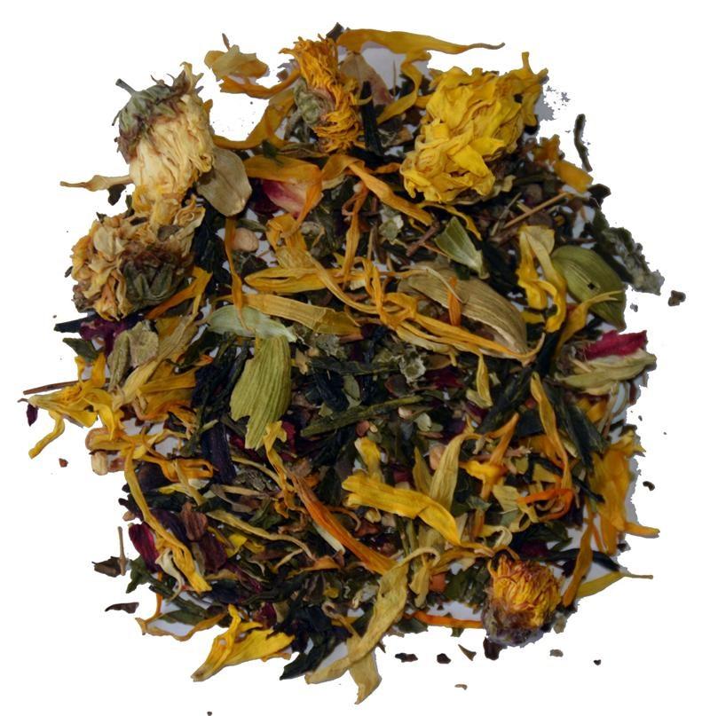 Yoga Blend Cooling Herbs & Green Tea