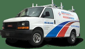 Odyssey Mechanical Van