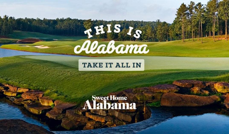 Play Golf In Sweet Home Alabama