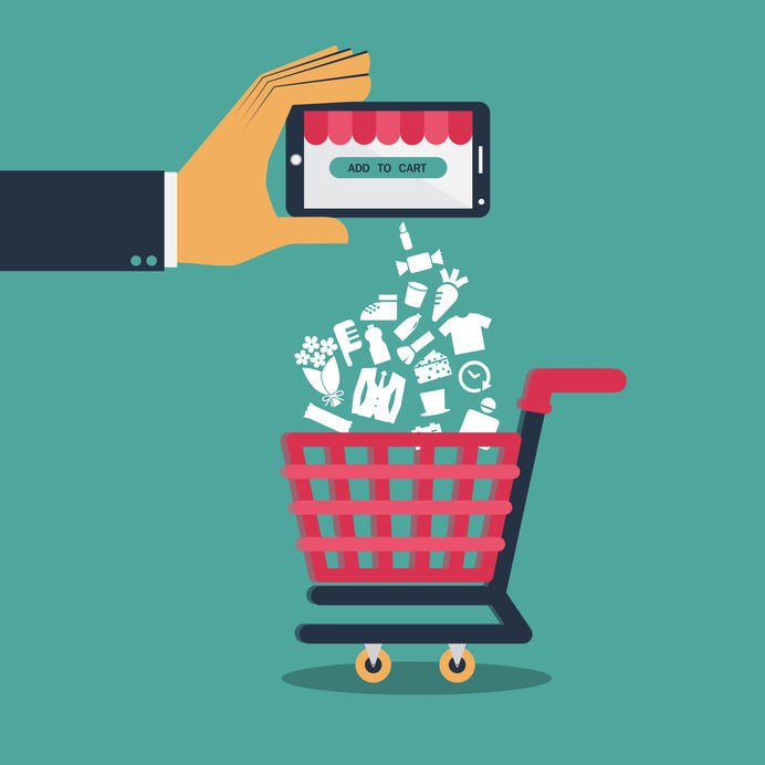 Make it easy to shop on the go