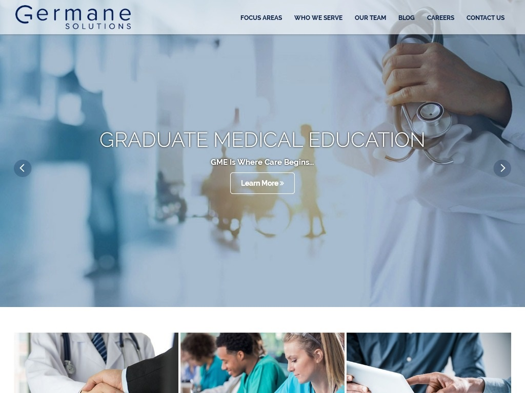 Germane Solutions - Website Builders in Wilmington NC - Web Designer - Wilmington - E-Commerce Web Developers - BlueTone Media