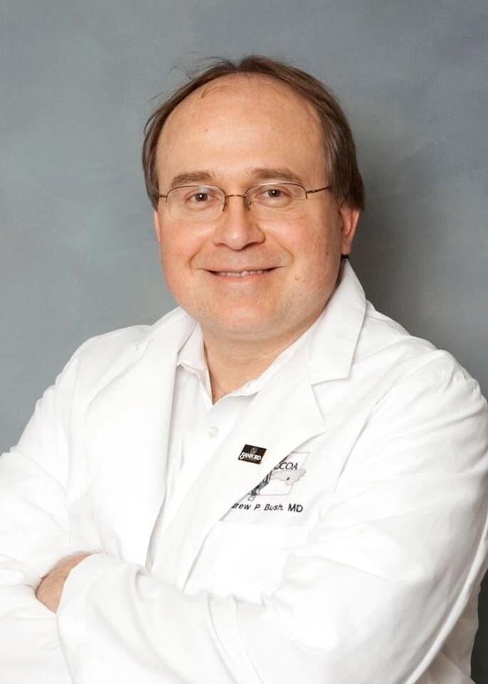 Dr. Andrew Bush, MD, FAAOS, FACS, CWSP
