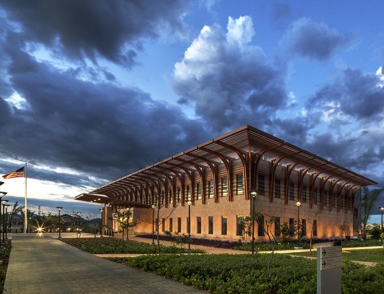 US Embassy, Bujumbura